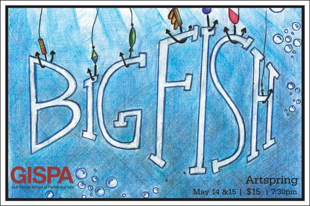 GISPA's Big Fish Poster